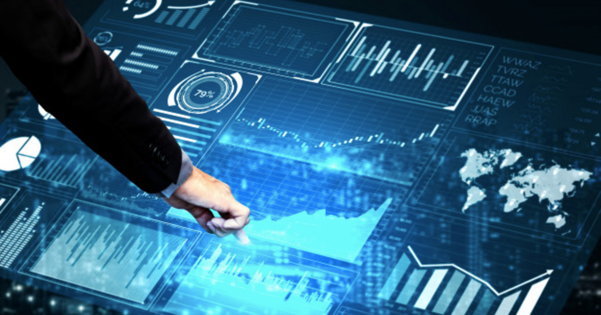 Data Gives You a Big Competitive Advantage
