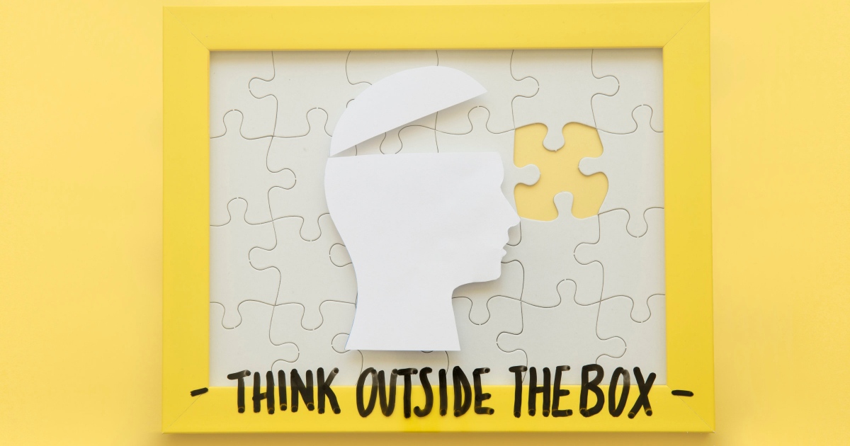 think outside the box OG